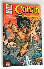 CONAN L'AVVENTURIERO n. 1 Marvel Italia 1994 CON ADESIVI