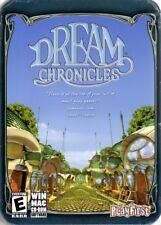 Dream Chronicles (PC/MAC-CD, 2007) for Win/Mac - NEW in TIN BOX