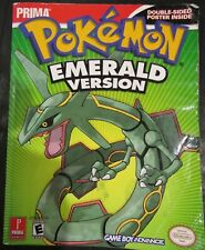 Pokemon Emerald Version - Official Game Guide