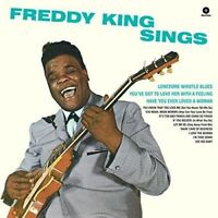 Freddy King - Freddy King Sings [New Vinyl]