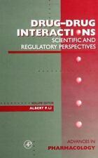 Drug-Drug Interactions: Scientific and Regulatory Perspectives, Volume 43 (Advan