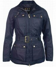 BNWT womens BARBOUR HEYFORD waxed jacket quilted size XS uk 4 eur 34 RRP £269