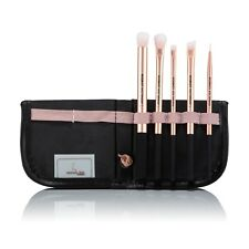 5Pcs Pro Professional Eye Shadow Eyebrow Blending Brush Set Eye Make Up Brushes