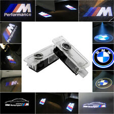 Car Door Entry Light Cree LED Projector Puddle Courtesy LOGO Lamp Fit For BMW