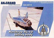 NORTHROP HL-10 LIFTING BODY  ANIGRAND 1/72 RESIN KIT