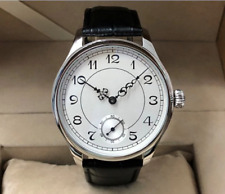 Reloj Geervo de estilo clásico. Movimiento Asian Unitas 6498. Manecillas bonitas