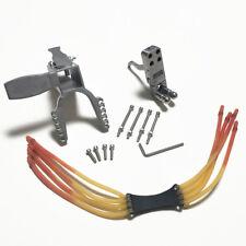 Mechanical slingshot sliding module 25mm*25mm DIY projector accessories trigger
