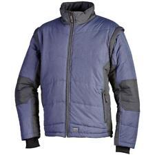 Winterjacke Jacke Steppjacke Weste EL DEE 4196 blau angenehm warme Wattierung