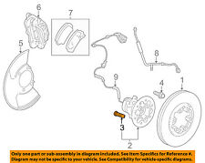 GM OEM Brake-Front-Wheel Stud 9591921