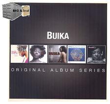 Buika  Original Album Series  Box-Set NEU 5 CD ´s Box - Set