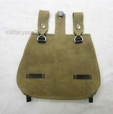 WWII WW2 German Army Military M31 Bread Musette Bag Linen-GM052