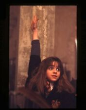 Harry Potter & The Sorcerer's Stone Emma Watson Original 35mm Transparency