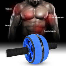 Abdominal Wheel Roller Trainer Fitness Equipment Gym Home Exercise Tool Usa