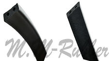 Sponge rubber seal solid 1 CM Height X 2 CM Width -  Extrusion Neoprene Strip
