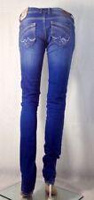 Niedrige Damenhosen Hosengröße W24