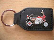 Schlüsselanhänger Honda Monkey rot  red Art. 0284 Kleinkraftrad Motorbike