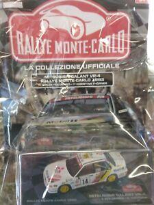 1:43 MITSUBISHI GALANT VR-4   RALLYE MONTE-CARLO 1993 IXO MIB NUOVO