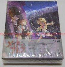 New Made in Abyss DVD Box Vol.1 First Limited Edition Booklet Japan ZMSZ-11551