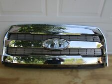 15 16 17 FORD F-150 LARIAT FRONT CHROME GRILL GRILLE OEM