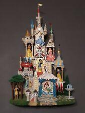 The Enchanted Disney Princess Castle Danbury Mint