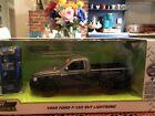 Jada Just Trucks 1/24 Scale 1999 Ford F-150 SVT Lightning Gray And Black #33024