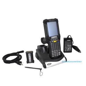 Reconstruido Motorola MC9090G MC9090-GF0HBEGA2WW 1D Ce 5 Barras Escáner +