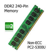 4GB Kit DDR2 Upgrade Di Memoria Per Acer Veriton M461 Computer Non - ECC