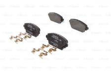 Bremsbelagsatz, Scheibenbremse für Bremsanlage Vorderachse BOSCH 0 986 494 633