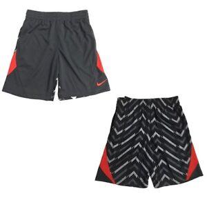 NEW - Nike Dri-Fit Little Boy's Avalanche Zig Zag Shorts - Pick Size & Color