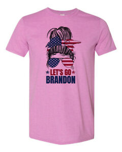 Let's Go Brandon - #FJB - Liberty Ladies - (Up to 6xl) - Free Shipping