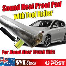 1M x 3M Sound Deadener Roller and Heat Noise Foam Insulation Car Engine Hood Mat