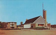 Eglise STE-MARTHE-SUR-LE-LAC Co. Deux Montagnes Quebec Canada Postcard