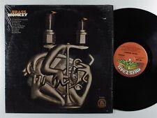 BRASS MONKEY Self Titled RARE EARTH RS523 LP VG++ SHRINK ^^