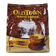 OLDTOWN 3 IN 1 WHITE COFFEE - 15X40G STICKS