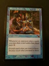 MTG - Rhystic Study - Prophecy - NM - 10 Available