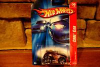 2006 Hot Wheels Diecast Code Car Rocket Box Purple #K7641 06 of 24