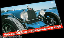 Veteran & Sportsbilkalenderen 2005 (N) Mustang Belsize Fiat 510 S Graham-Paige