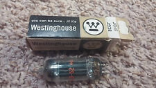 Westinghouse 8CG7 - 8FQ7 Vacuum Tube NOS