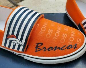 Denver Broncos Bradford Exchange Sneaker/Tennis Shoe Women's 7