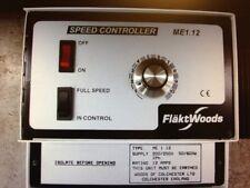 Flaktwoods me 1.12 controlador electrónico de velocidad del ventilador 12 amperios