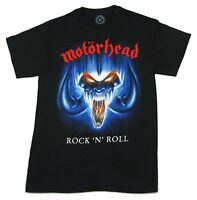 Motorhead Rock N Roll Black T Shirt New Official Band Merch War Pig