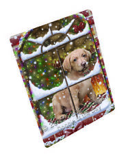 Please Come Home Chesapeake Bay Retriever Dog Tempered Cutting Board Lg Db2