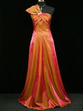 Cherlone Plus Size Gold Ballgown Bridesmaid Formal Wedding/Evening Dress 22-24