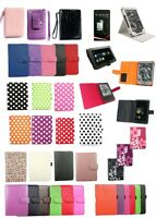 Amazon Kindle Various Models PU Leather Wallet Case Cover Pouch
