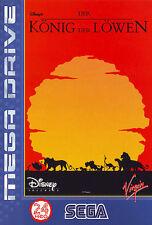 # completamente como nuevo: el rey león/Disney's Lion King-Sega Mega Drive #