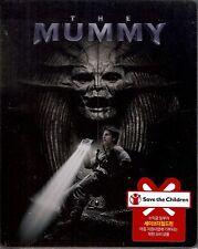 The Mummy 2-Disc Limited Edition SteelBook w/PET Slip (Region Free Korea Import)