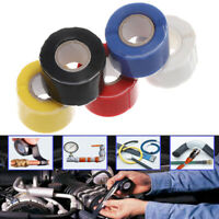 Silicone Repair Tape Waterproof Rescue Bonding Self-Fusing Seal Wire Hose Fix