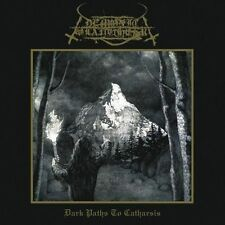 Demonic Slaughter - Dark Paths to Catharsis CD,Traditionl Atmospheric BM