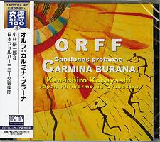 KENICHIRO KOBAYASHI... -ORFF: CARMINA BURANA-JAPAN BLU-SPEC CD2 E25