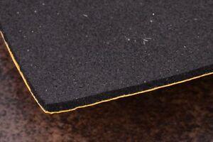 "SELF ADHESIVE NEOPRENE SPONGE FOAM SHEET 8""x5"" 1mm 1.5mm 2mm 3mm 5mm 10mm"